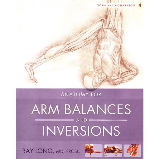 Anatomy for Arm Balances & Inversions