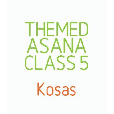 Yoga Mandir Audio Asana Class 5 - Kosas