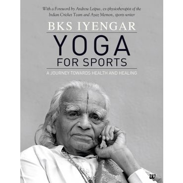 Yoga for Sports - BKS Iyengar cover