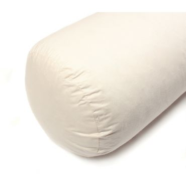 Small Organic Yoga Bolster- Inner only  - Out of stock until 5 July