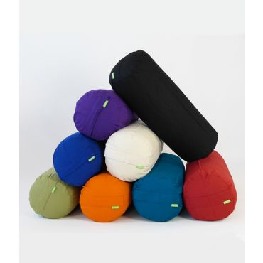 Eco Bolsters with Organic Cotton Cover