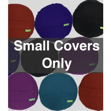 Organic cotton bolster cover- Small