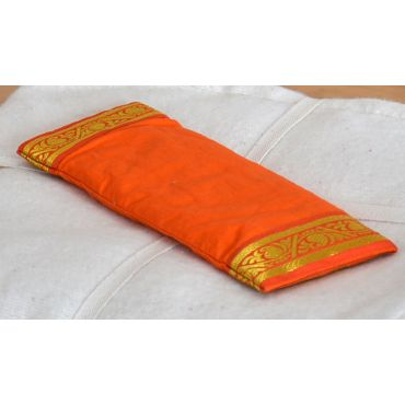 Eye pillow orange