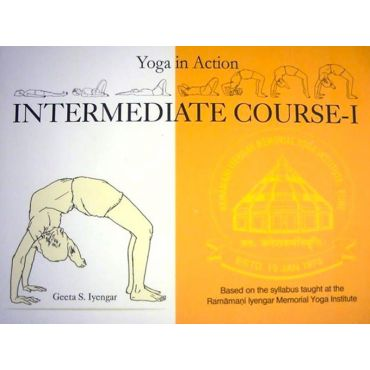Yoga in Action - Intermediate Course cover