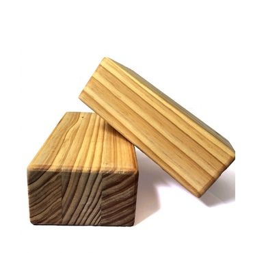 Wooden Yoga Block