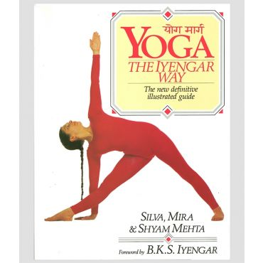 Yoga the Iyengar Way Cover