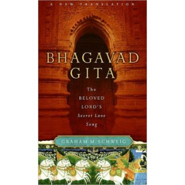 Bhagavad Gita Front Cover