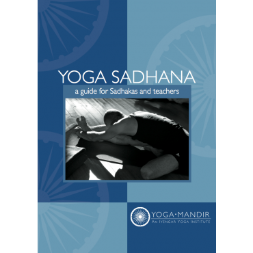 Yoga Sadhana - a guide for Sadhana and teacher cover