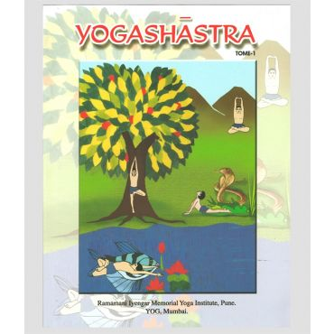Yogashastra - Tome 1 cover