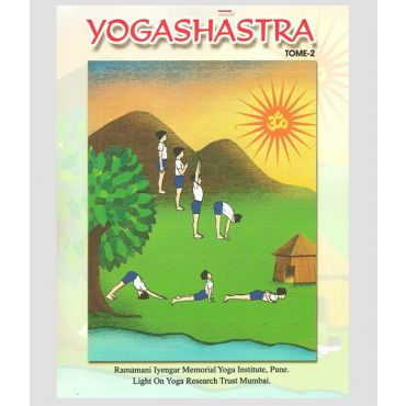 Yogashastra - Tome 2 cover
