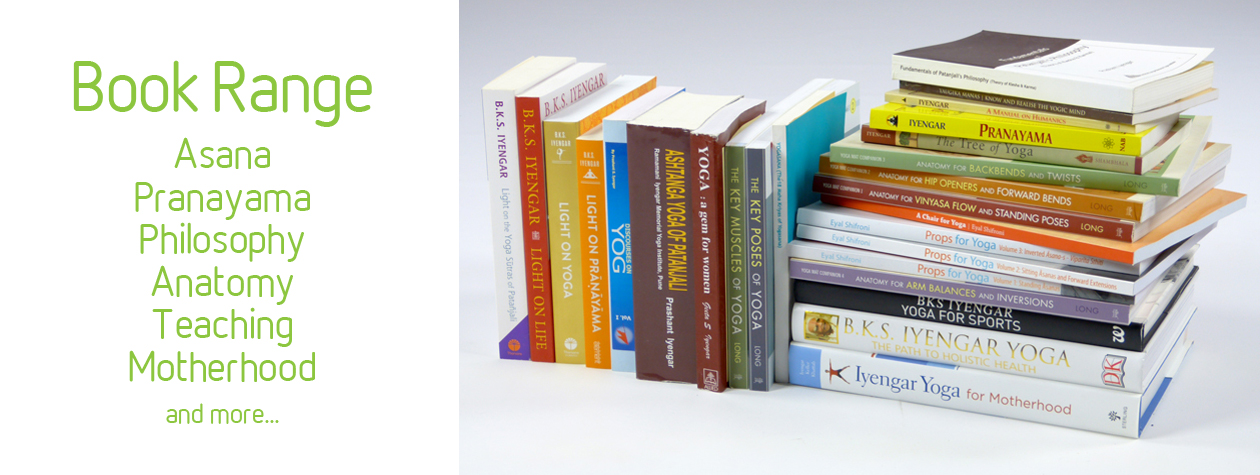Our book range