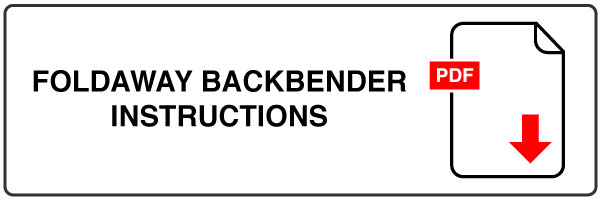 Foldaway Backbender Instructions PDF Download link