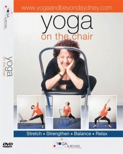 Yoga on the chair - DVD